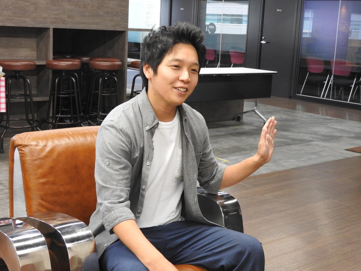 Mtame(エムタメ)株式会社 マーケティングオートメーショングループ シニアマネージャー 田中次郎氏