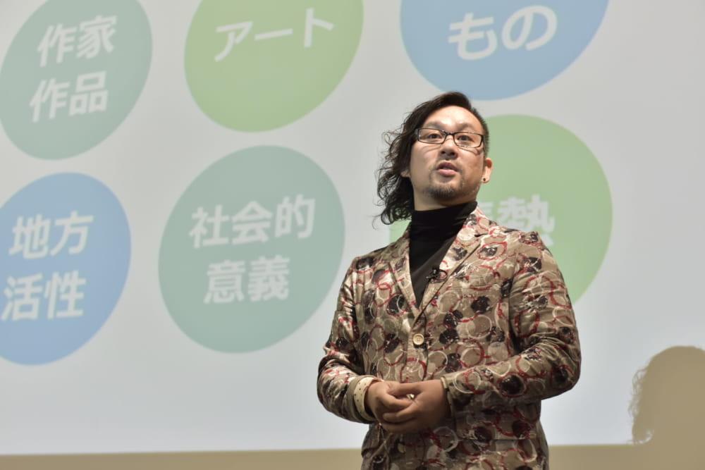 LIVE PORTALを運営する株式会社LOCK UP代表取締役 長尾純平氏