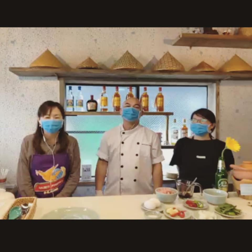 清澄白河のタイ料理店MIKAN